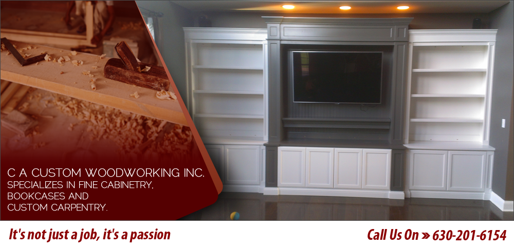 C A Custom Woodworking Inc.